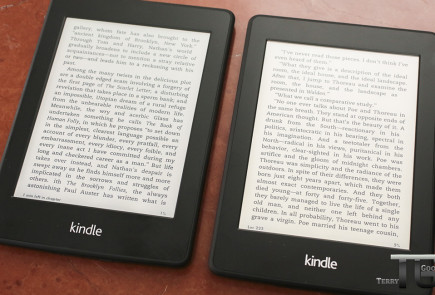 Kindle Paperwhite в России